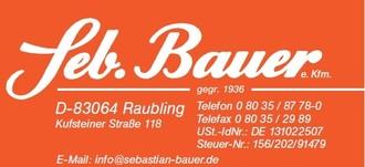 Sebastian Bauer e.K. / Inntal-Nutzfahrzeug & Transport Zentrum Handel- und Service GmbH