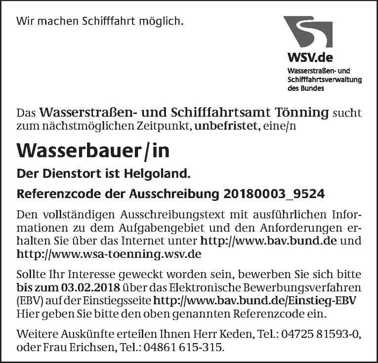 Wasserbauer/in
