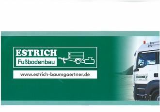 Karl Baumgärtner Estrich-Fußbodenbau