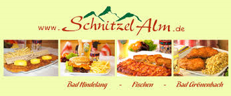 Schnitzel Alm