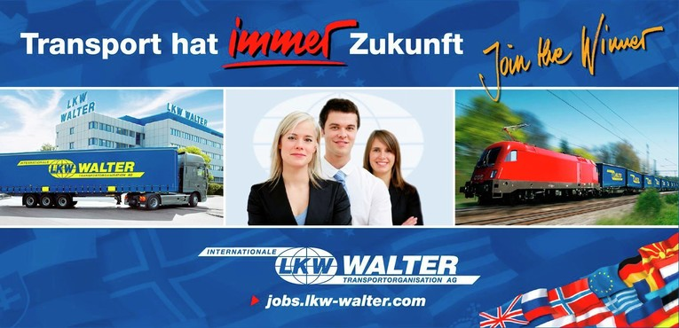 Trainee Programm internationale Logistik mit Französisch