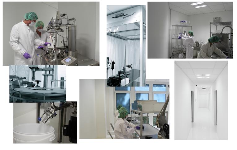 Mitarbeiter(m/w) im Bereich Produktion und Entwicklung von Kosmetika (in Teilzeit)