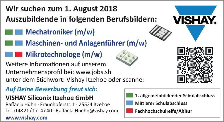 Ausbildung: Maschinen- und Anlagenführer (m/w)