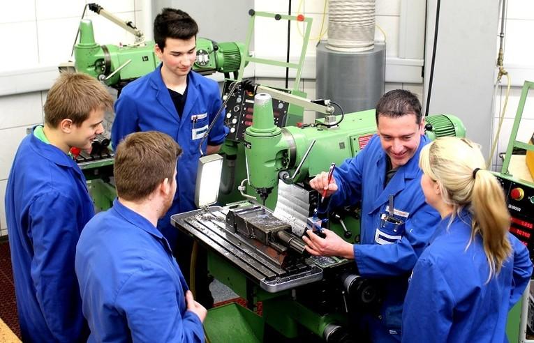 Ausbildung zum/zur Feinwerkmechaniker/-in ab September 2018