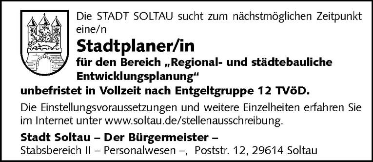 Stadtplaner/in