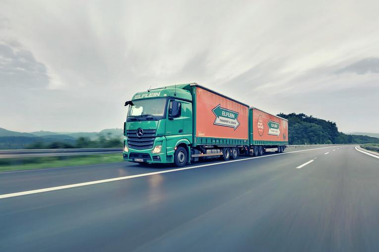 LKW-Fahrer Fernverkehr (m/w) - FS Klasse CE