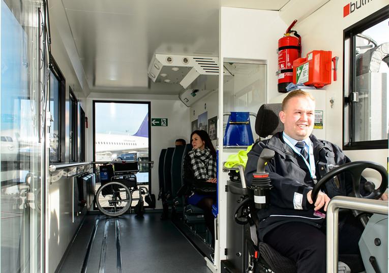 Service Agent / Hublifter-Fahrer m/w, mind. 50%