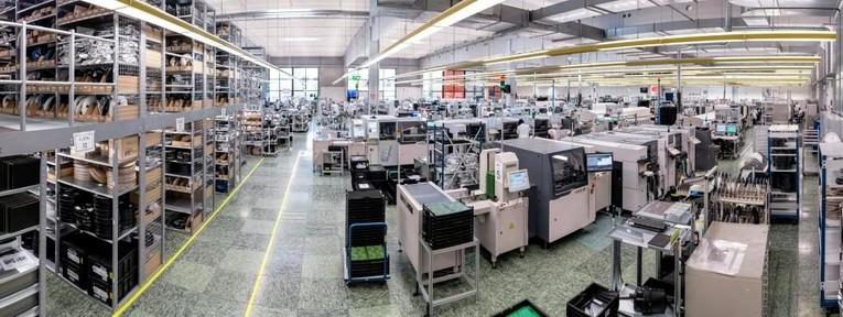 Produktionstechniker in der SMT-Fertigung (m/w)