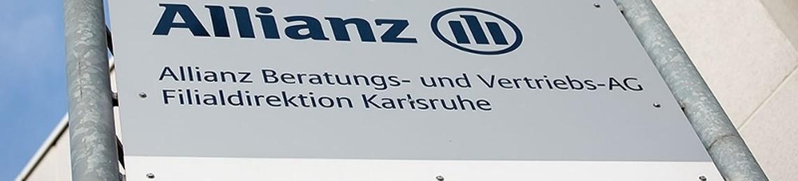 Allianz Beratungs- und Vertriebs AG Filialdirektion Karlsruhe