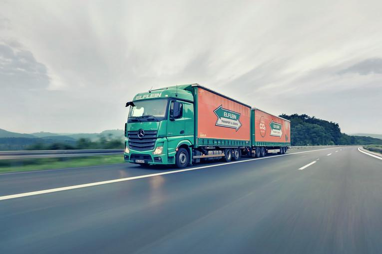 2 LKW-Fahrer Nah- und Linienverkehr (m/w) - FS Klasse CE