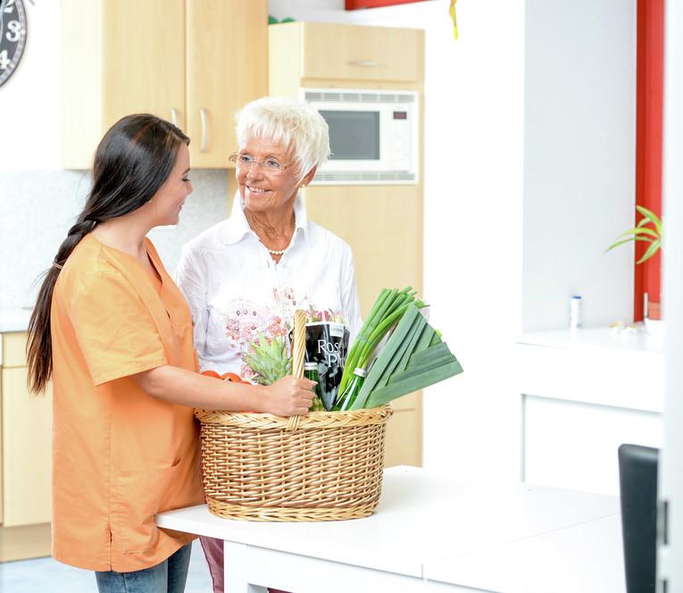 Hauswirtschaft / Betreuungskraft