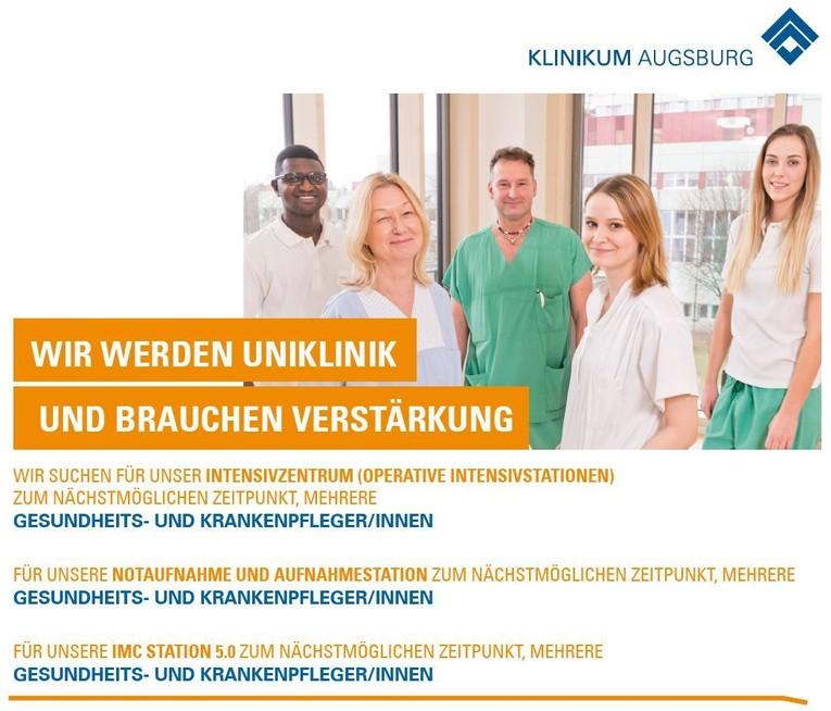 Gesundheits- und Krankenpfleger/innen