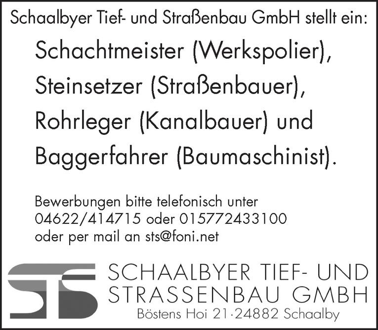 Baggerfahrer (Baumaschinist)