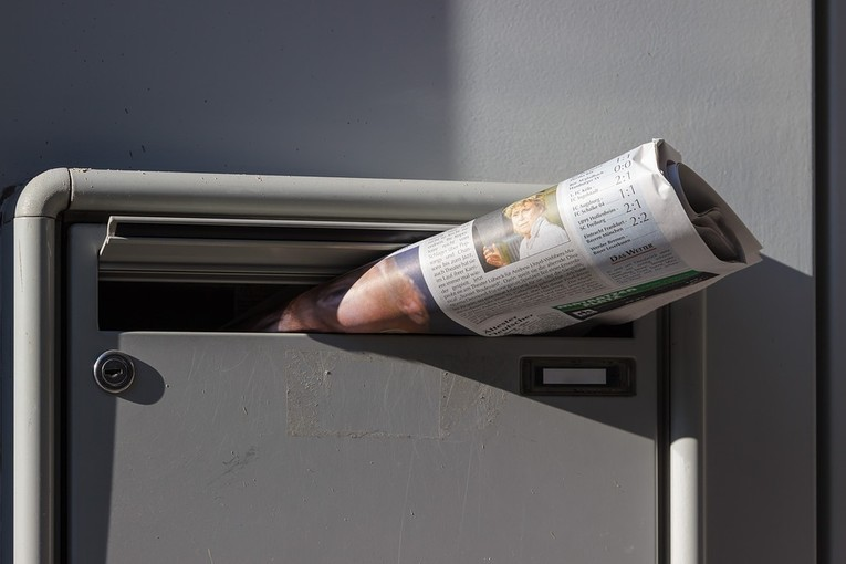 Zeitungszusteller m/w gesucht