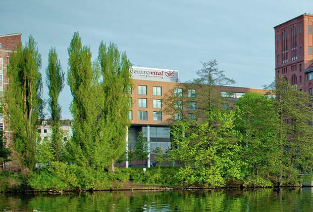 Arbeitgeber: centromed Berlin-Spandau Betriebs GmbH & Co KG
