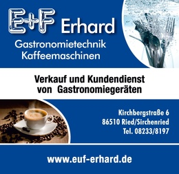 E+F Erhard Grossküchen Einr. GmbH