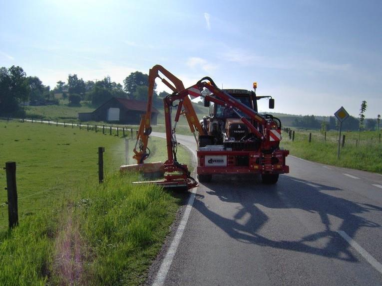 Beschäftigte/r im Straßenunterhaltungsdienst (Straßenwärter/in)