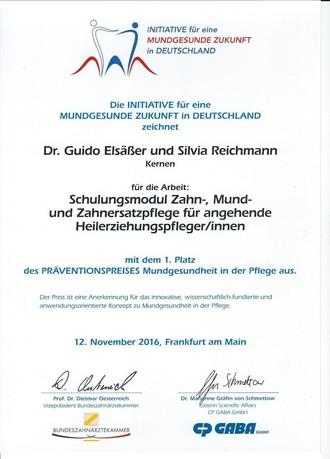 Zahnarztpraxis Dr. Guido Elsäßer