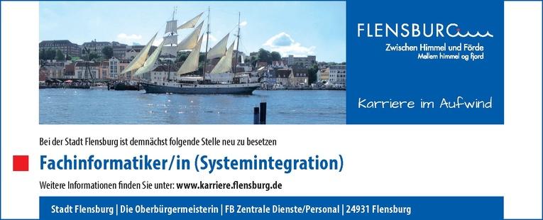 Fachinformatiker/in (Systemintegration)