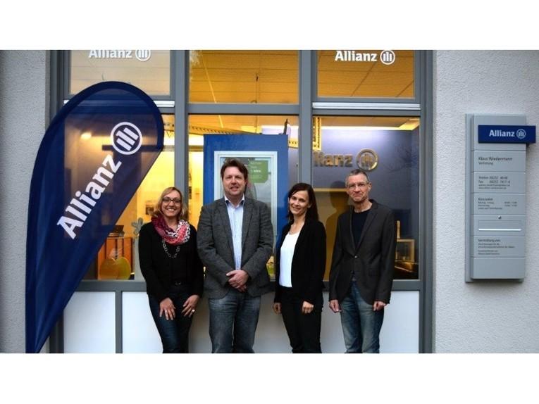 Kundenbetreuer/in in der Allianz Agentur Wiedenmann im angestellten Außendienst