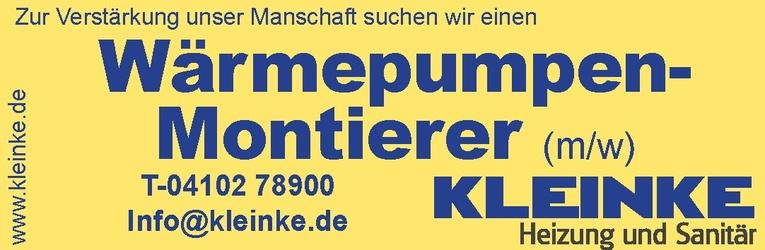 Wärmepumpen-Montierer (m/w)