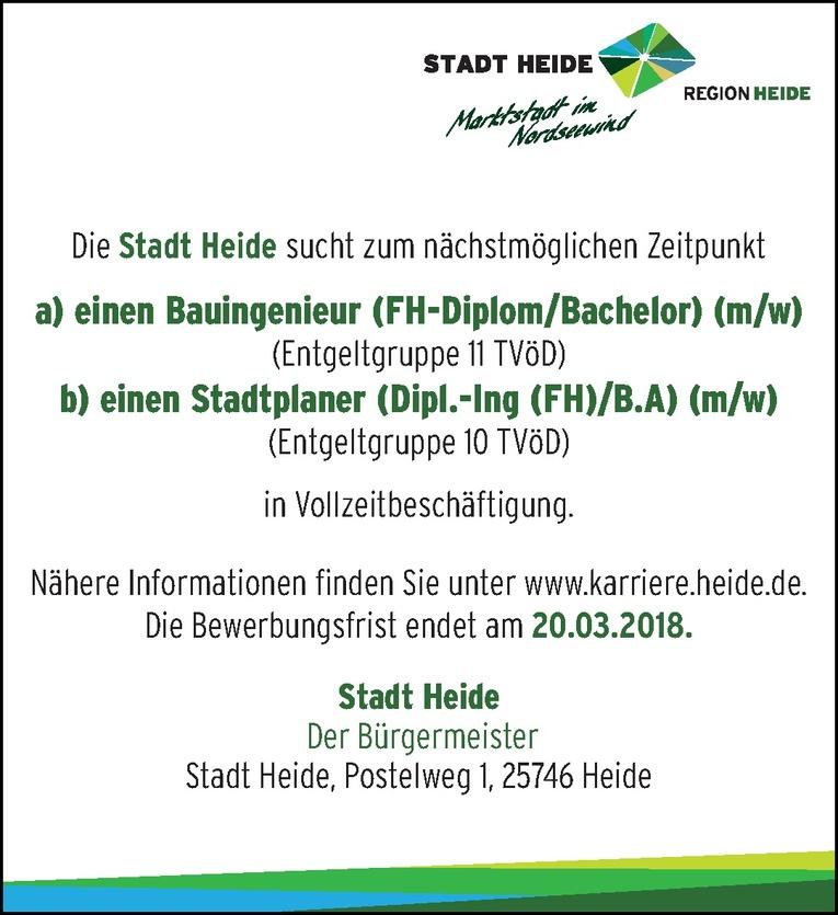 Bauingenieur (FH-Diplom/Bachelor) (m/w)