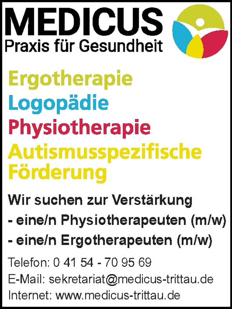 Physiotherapeuten (m/w)