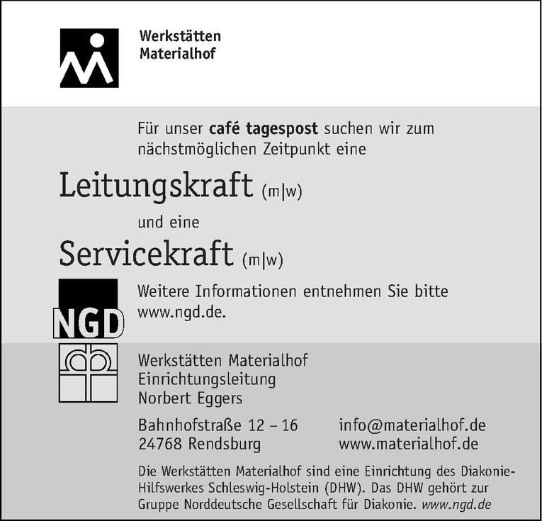 Servicekraft (m|w)