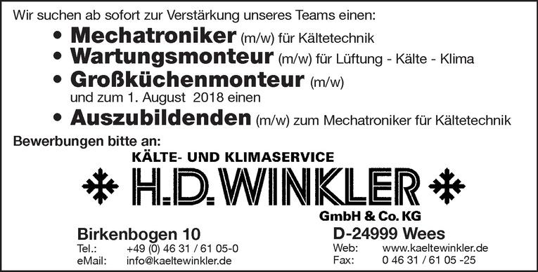 Großküchenmonteur (m/w)