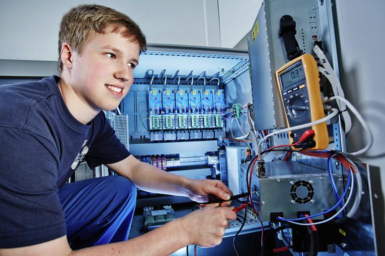 Ausbildung Elektroniker/in für Betriebstechnik für den Ausbildungsbeginn 01.09.2018