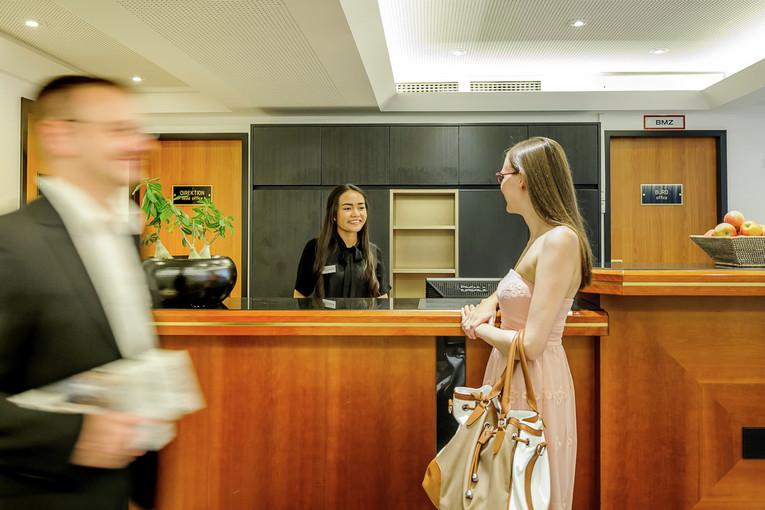 Ausbildung im Hotelfach im HOTEL Mercure München Altstadt zum Februar 2017 (mw)