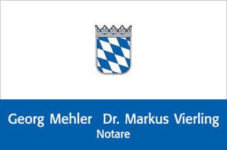 Georg Mehler Dr. Markus Vierling Notare
