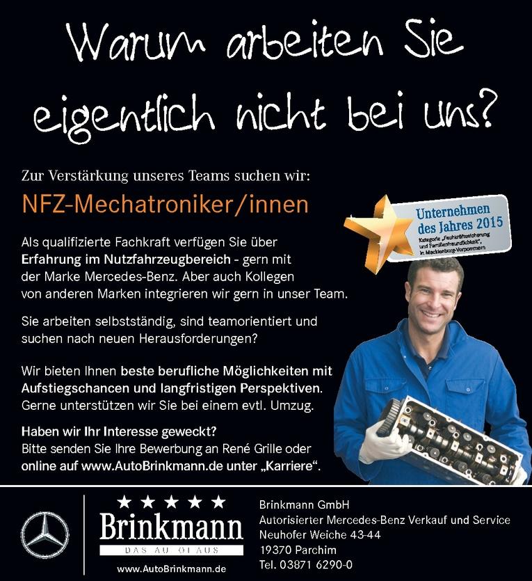 NFZ-Mechatroniker/innen