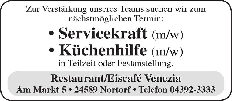 Küchenhilfe (m/w)