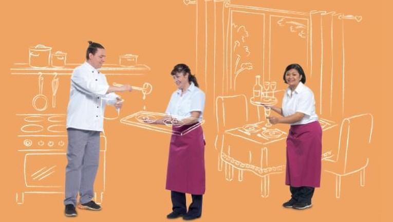 Engagierte Küchenmitarbeiter/in (Hauswirtschafter/in) in Teilzeit