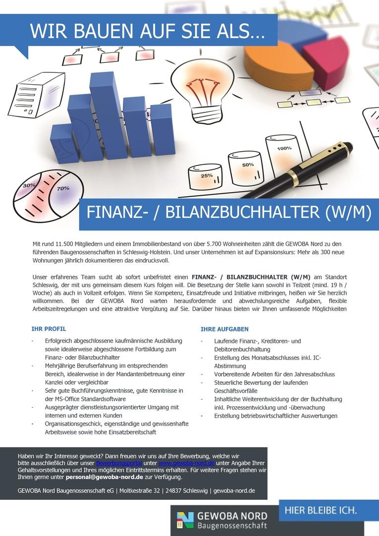 Finanz- / Bilanzbuchhalter