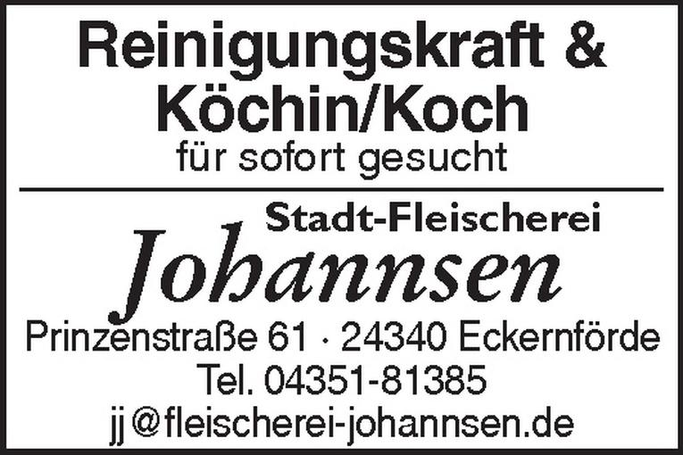 Köchin/Koch