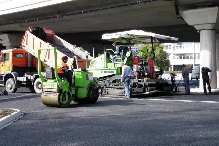Ausbildung zum Straßenbauer (m/w)