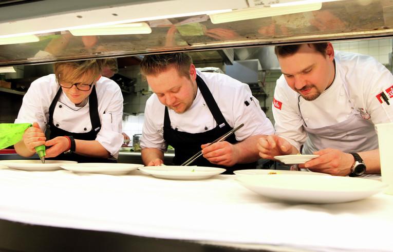 Ausbidlung zum Koch / Köchin