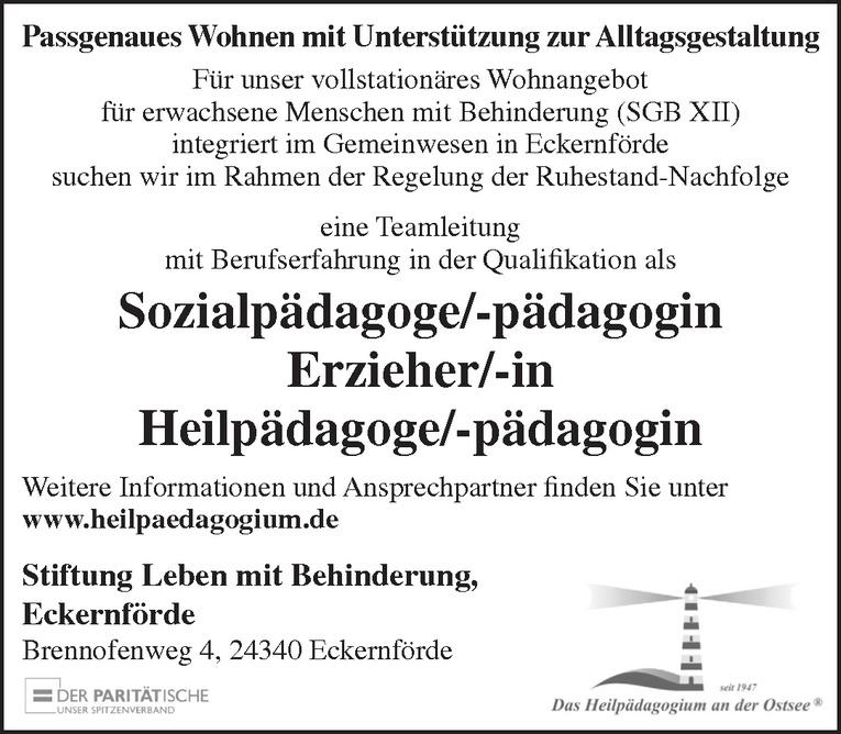 Erzieher/-in