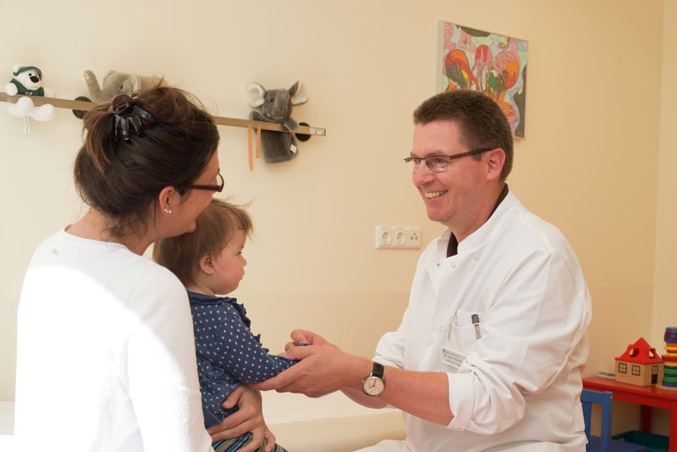 Oberarzt (m/w) Pädiatrie