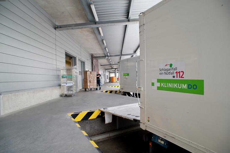 Mitarbeiter Logistik/Transport
