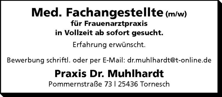 Med. Fachangestellte (m/w)