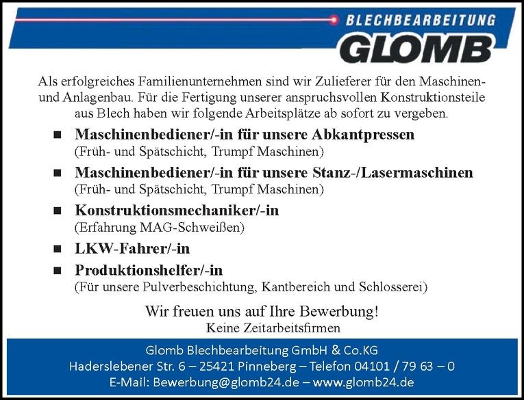 LKW-Fahrer/-in