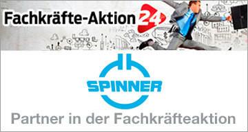 SPINNER GmbH Jobs