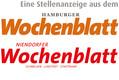 Stellenanzeige aus dem Niendorfer Wochenblatt + Hamburger Wochenblatt