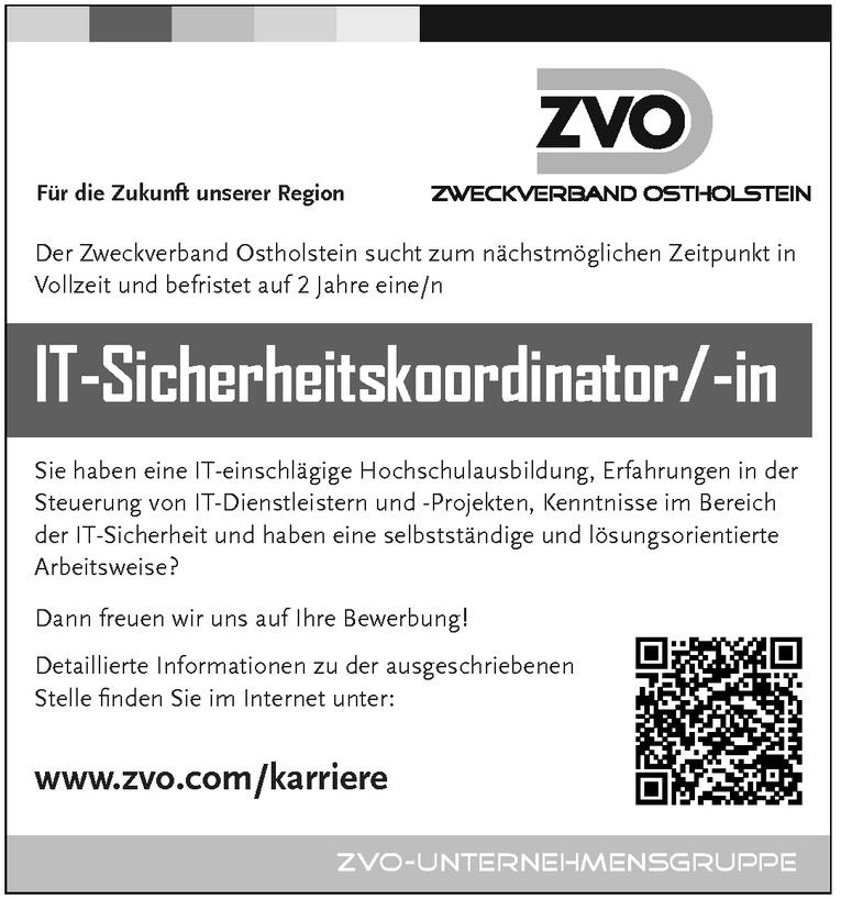 IT-Sicherheitskoordinator/-in
