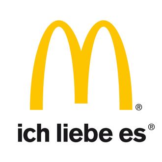 McDonald's Mannheim - Wasserturm