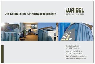 Waibel Maschinenbau GmbH