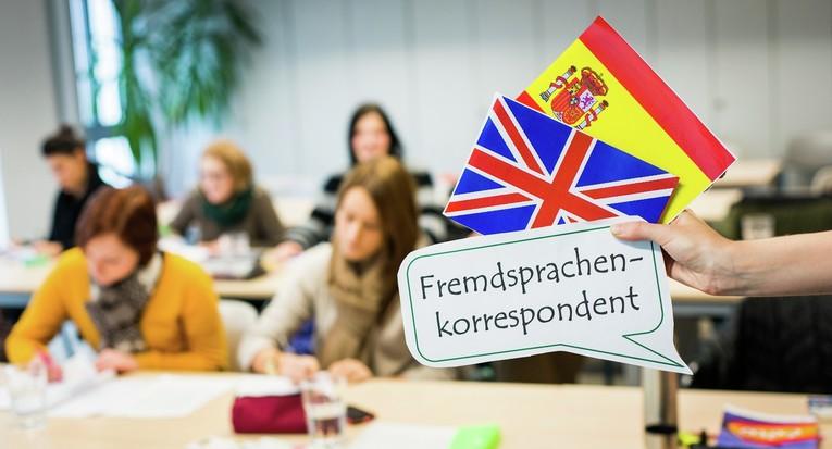 Fremdsprachenkorrespondent (m/w) (staatl. geprüft / 2-sprachig / Fachrichtung: Wirtschaft)